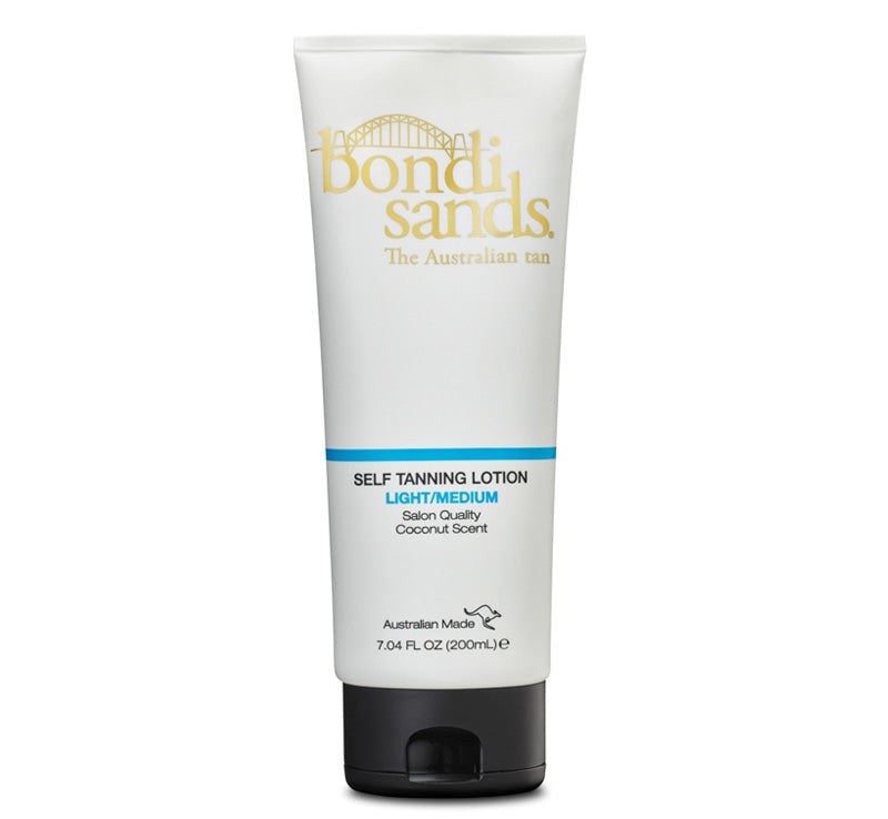 BONDI SANDS SELF TANNING LOTION - LIGHT/MEDIUM Glam Raider