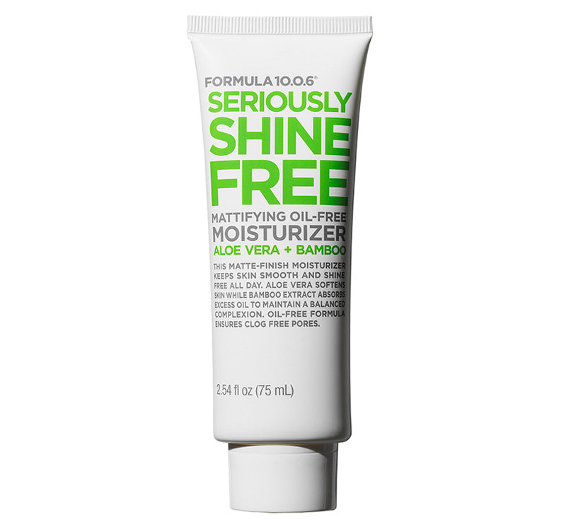 SERIOUSLY SHINE FREE MATTIFYING OIL-FREE MOISTURISER