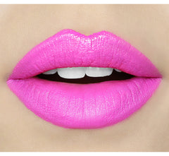 Shocking Pink Lipstick by Barry M
