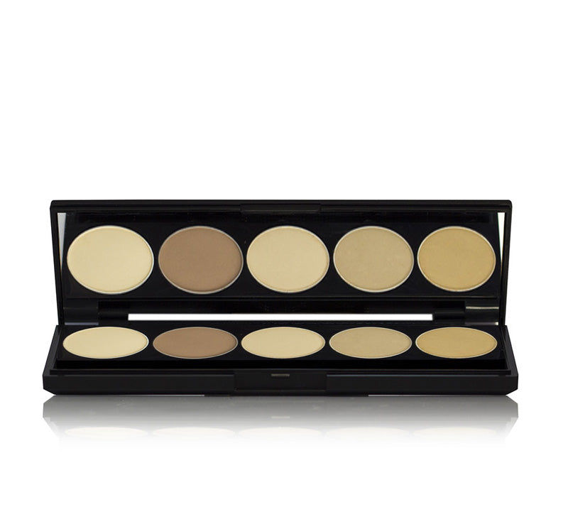 OFRA COSMETICS SIGNATURE PALETTE - WET & DRY FOUNDATION Glam Raider