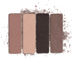 SILENT TREATMENT COLOR ICON EYESHADOW QUAD