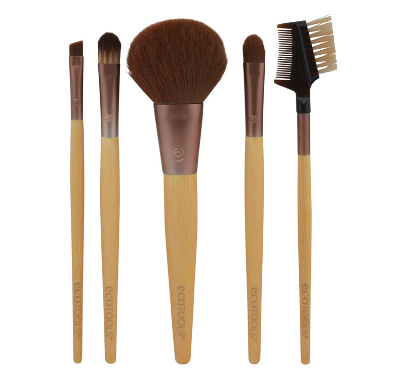 Six Piece Starter Brush Set by Ecotools
