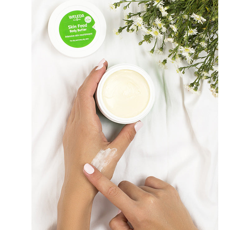 WELEDA SKIN FOOD BODY BUTTER Glam Raider