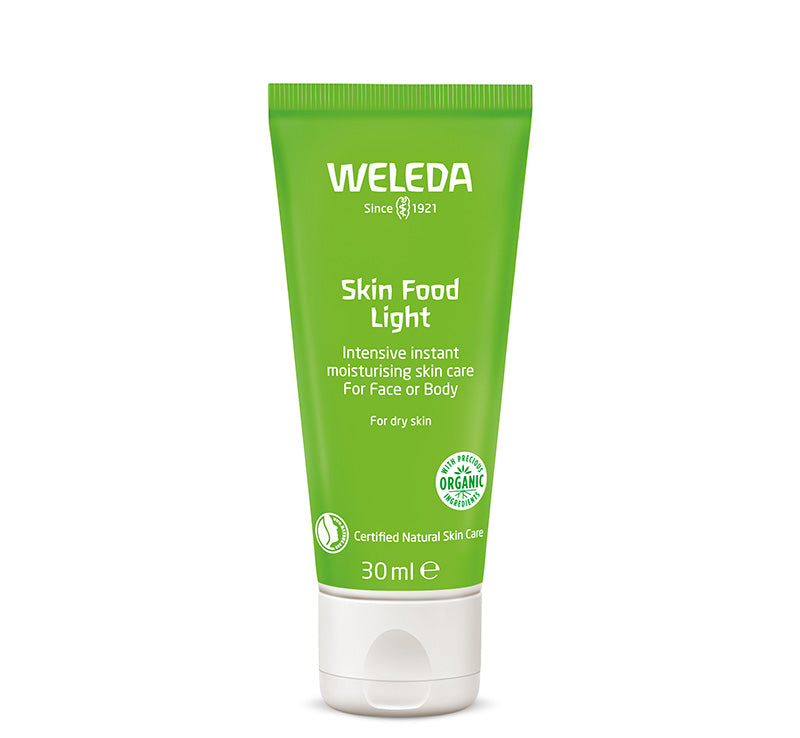 WELEDA SKIN FOOD LIGHT - 30ml Glam Raider