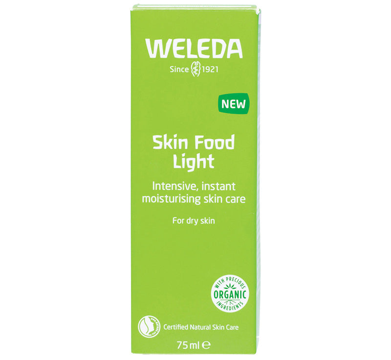 WELEDA SKIN FOOD LIGHT - 75ml Glam Raider