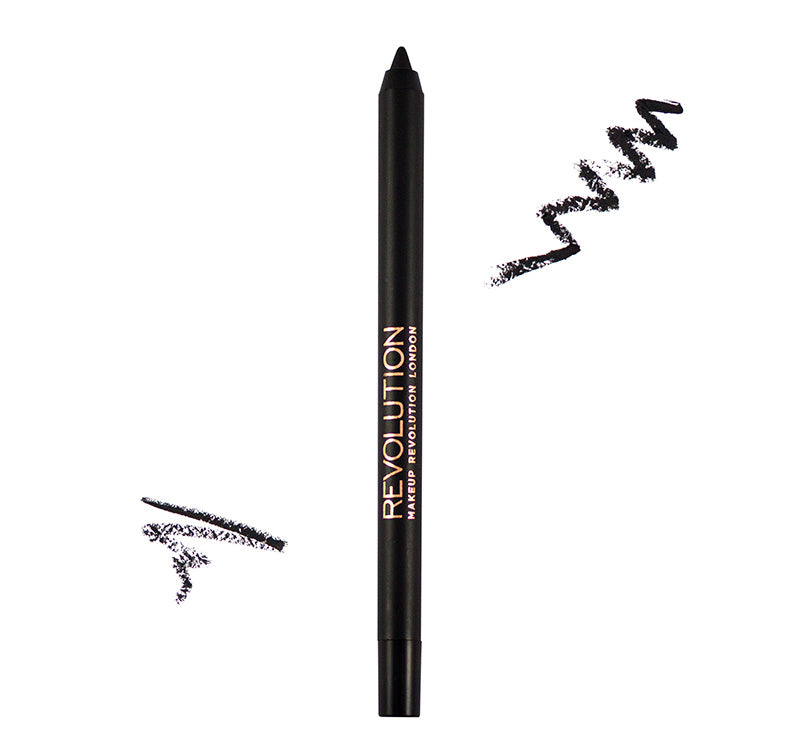 MAKEUP REVOLUTION HD SMOKY WATERPROOF GEL LINER Glam Raider