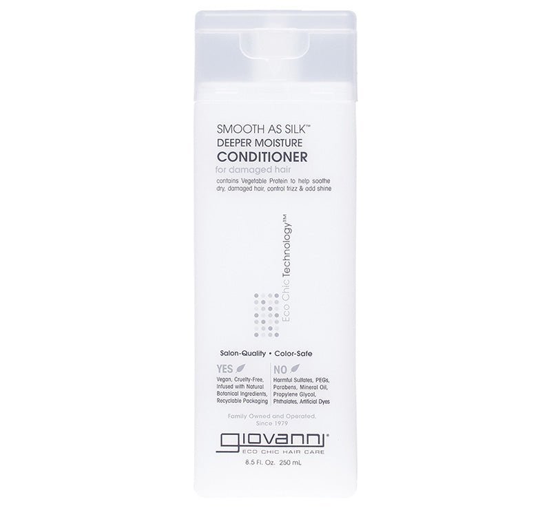 SMOOTH AS SILK™ DEEPER MOISTURE CONDITIONER