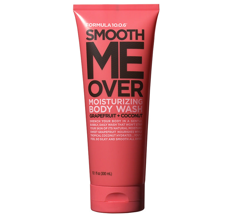 SMOOTH ME OVER MOISTURIZING BODY WASH