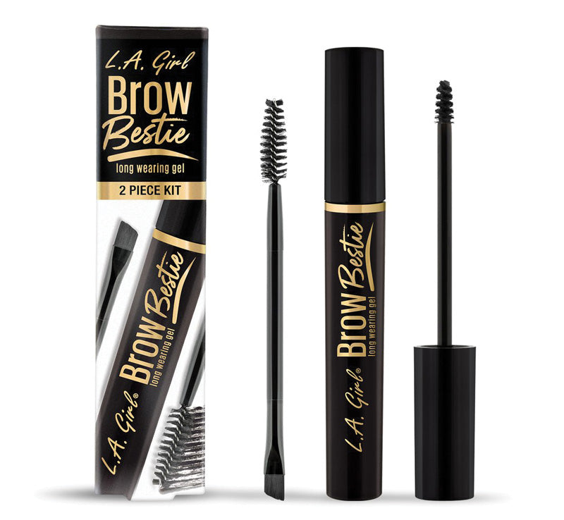 BROW BESTIE LONG WEARING GEL KIT - SOFT BLACK