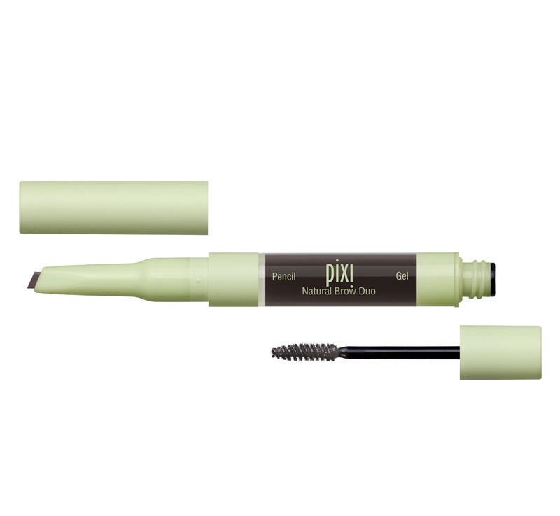 NATURAL BROW DUO - SOFT BLACK