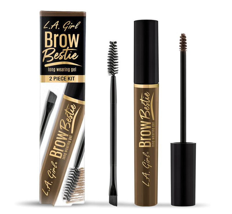 BROW BESTIE LONG WEARING GEL KIT - SOFT BROWN