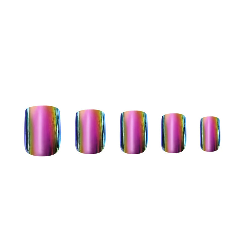 SORCERY SQUARE PRESS-ON NAILS