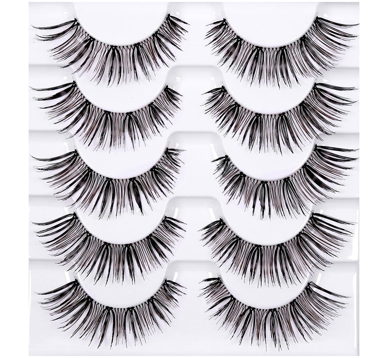 XOBEAUTY THE SOULMATE FALSE LASH SET Glam Raider