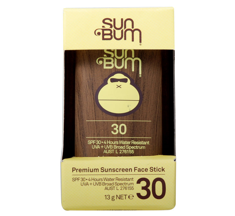 SUN BUM SPF 30 SUNSCREEN FACE STICK Glam Raider