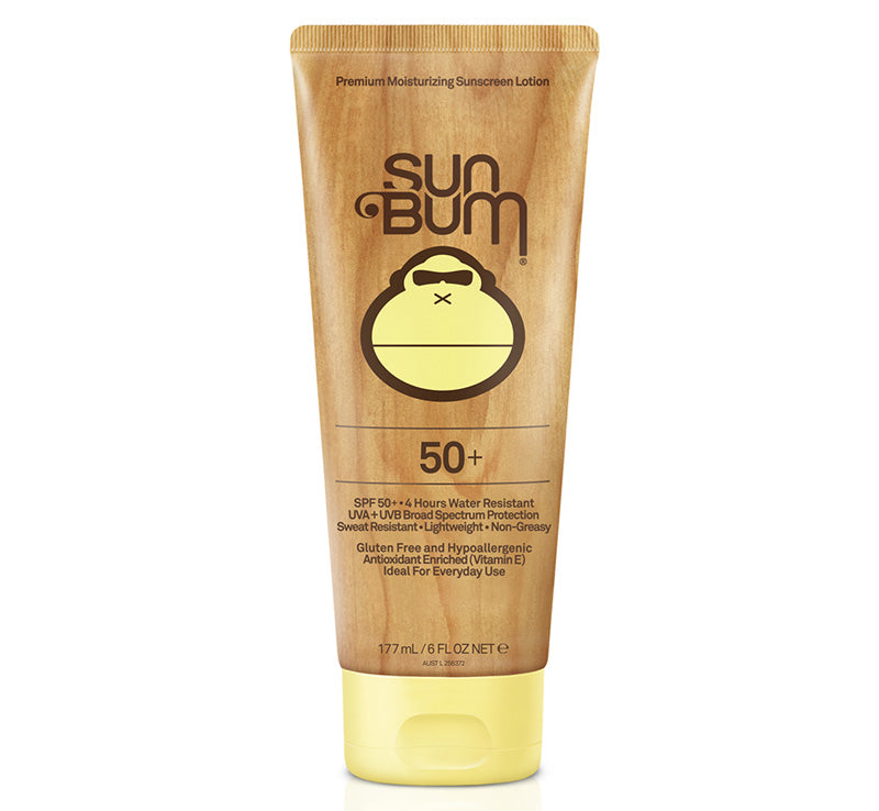 SUN BUM SPF 50 SUNSCREEN LOTION Glam Raider