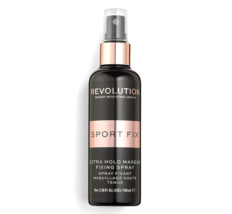 MAKEUP REVOLUTION SPORT FIX EXTRA HOLD MAKEUP FIXING SPRAY Glam Raider