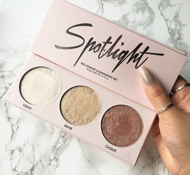 SPOTLIGHT ILLUMINATING SET