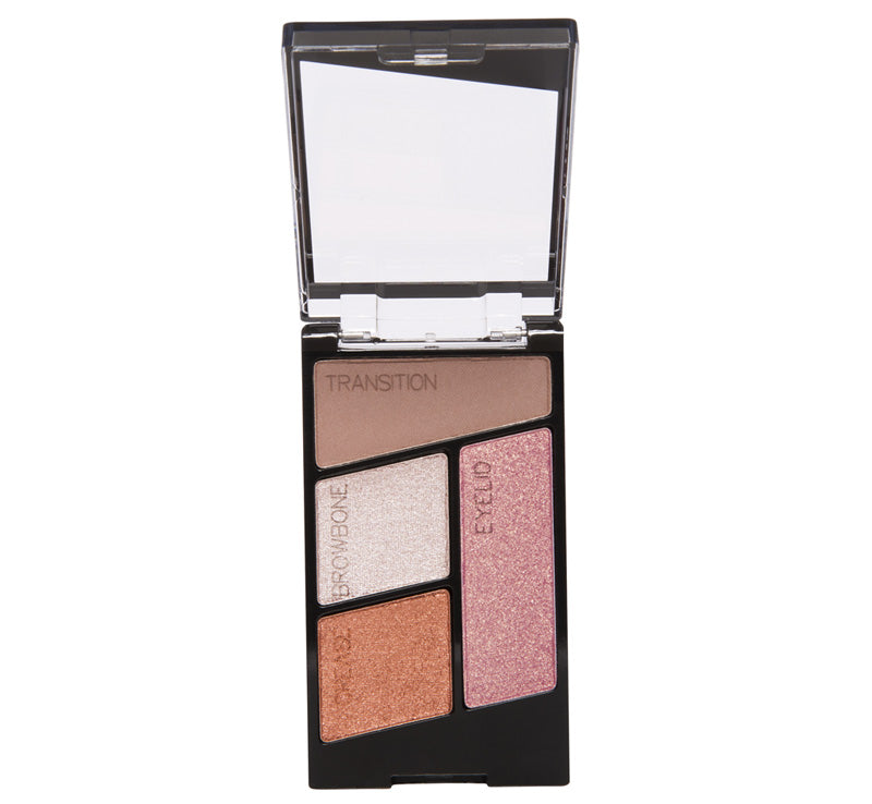 WET N WILD STOP RUFFLING MY FEATHERS EYESHADOW QUAD Glam Raider
