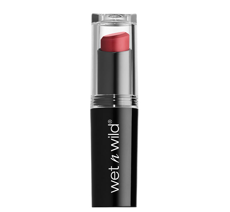 WET N WILD STOPLIGHT RED MEGALAST LIP COLOR Glam Raider