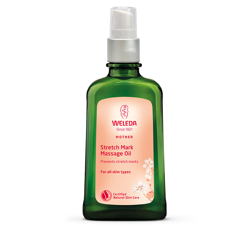 WELEDA STRETCH MARK MASSAGE OIL Glam Raider