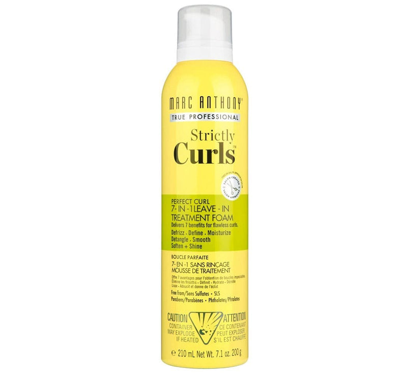 STRICTLY CURLS PERFECT CURL 7-in-1 TREATMENT FOAM