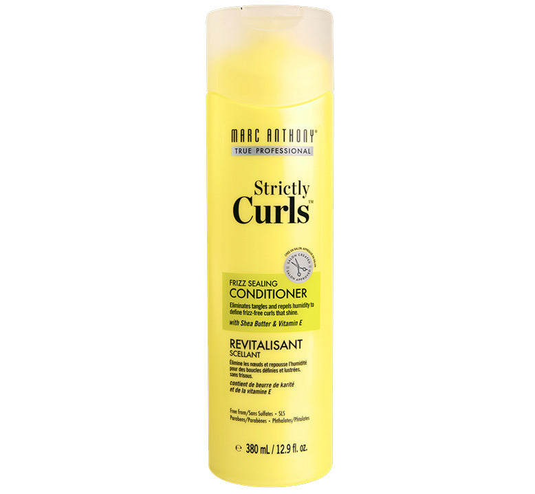 STRICTLY CURLS FRIZZ SEALING CONDITIONER