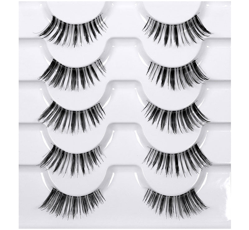 XOBEAUTY THE STUNNER FALSE LASH SET Glam Raider
