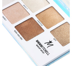 MMMMITCHELL SUB ZERO HIGHLIGHTER PALETTE