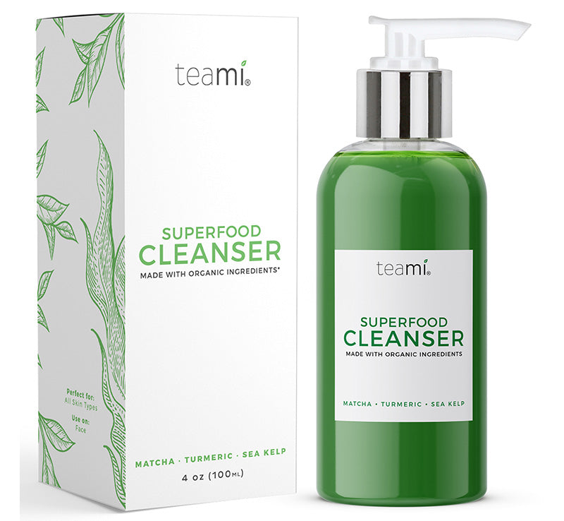 TEAMI SUPERFOOD LIQUID CLEANSER Glam Raider