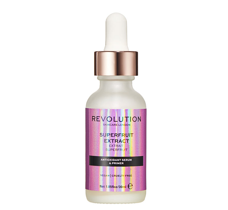 SUPERFRUIT EXTRACT - ANTIOXIDANT RICH SERUM & PRIMER