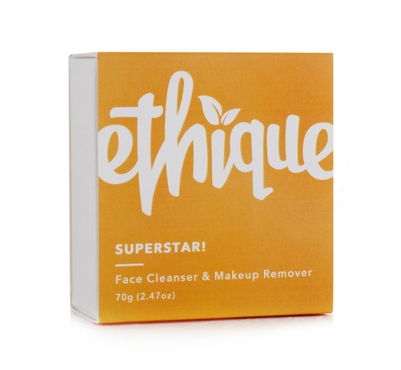 ETHIQUE SUPERSTAR CLEANSER & MAKEUP REMOVER Glam Raider