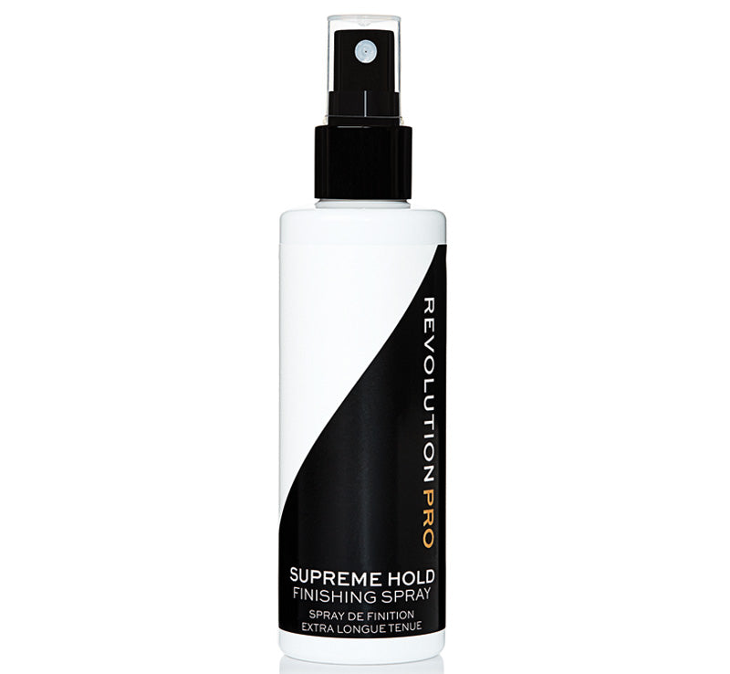 REVOLUTION PRO SUPREME HOLD FINISHING SPRAY Glam Raider