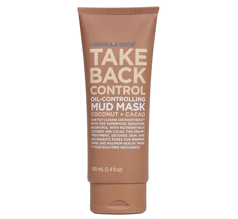 TAKE BACK CONTROL OIL-CONTROLLING MUD MASK