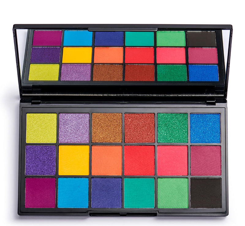 MAKEUP REVOLUTION TAMMI TROPICAL CARNIVAL PALETTE Glam Raider
