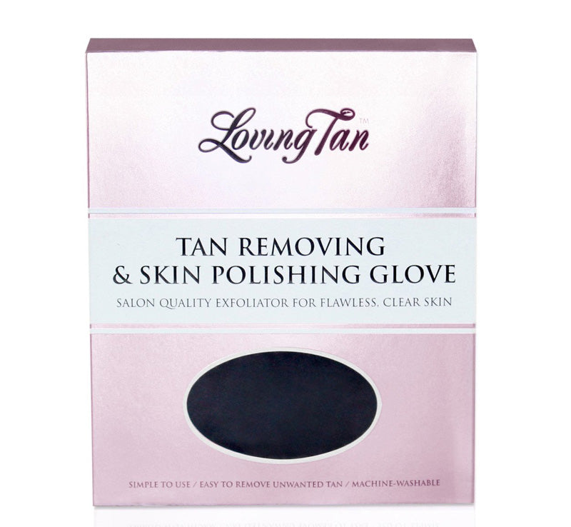 LOVING TAN TAN REMOVING & SKIN POLISHING GLOVE Glam Raider
