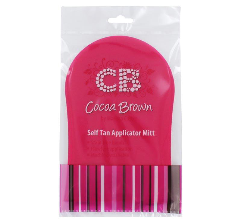 COCOA BROWN SELF TAN APPLICATOR MITT Glam Raider