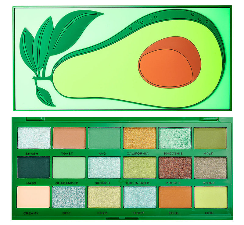 TASTY AVOCADO PALETTE