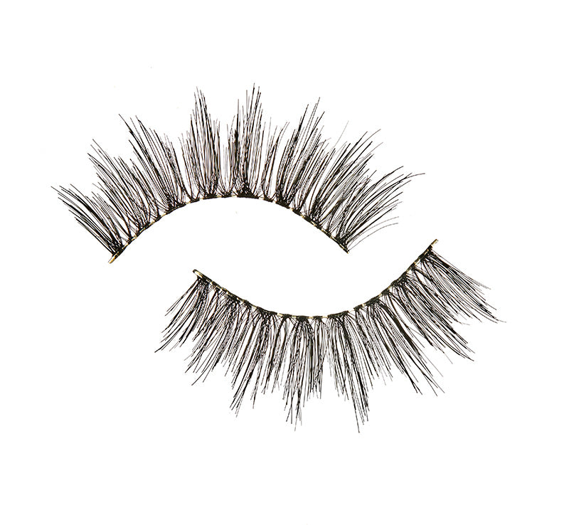 XOBEAUTY THE BOSS STACKED FALSE LASHES Glam Raider