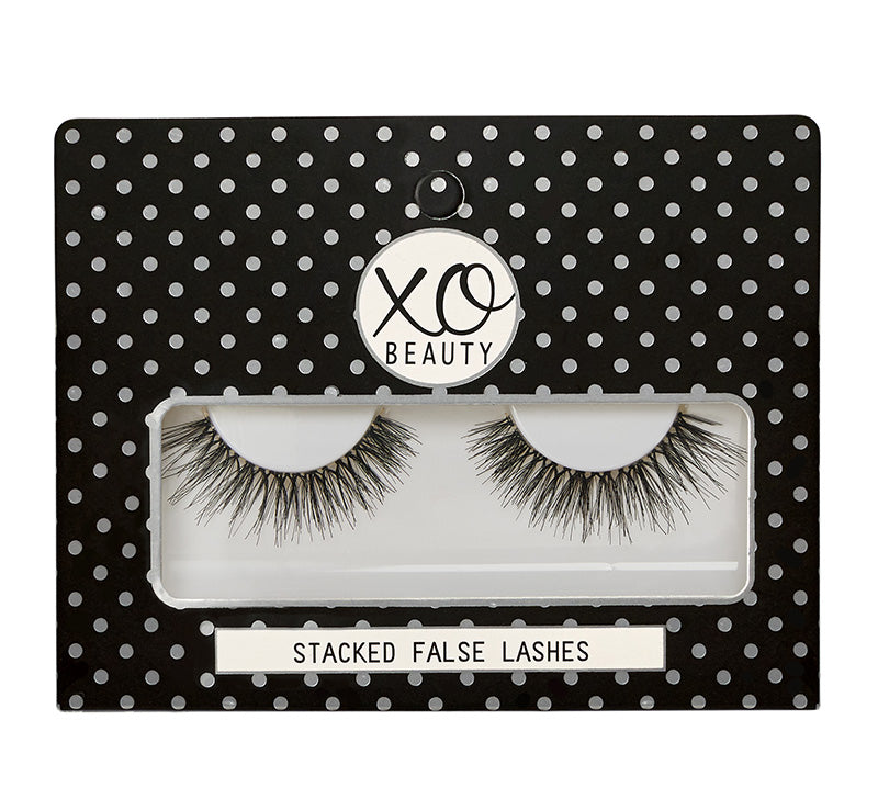 XOBEAUTY THE DIVA STACKED FALSE LASHES Glam Raider