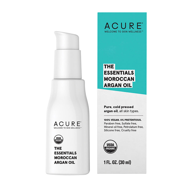 ACURE THE ESSENTIALS - MOROCCAN ARGAN OIL Glam Raider