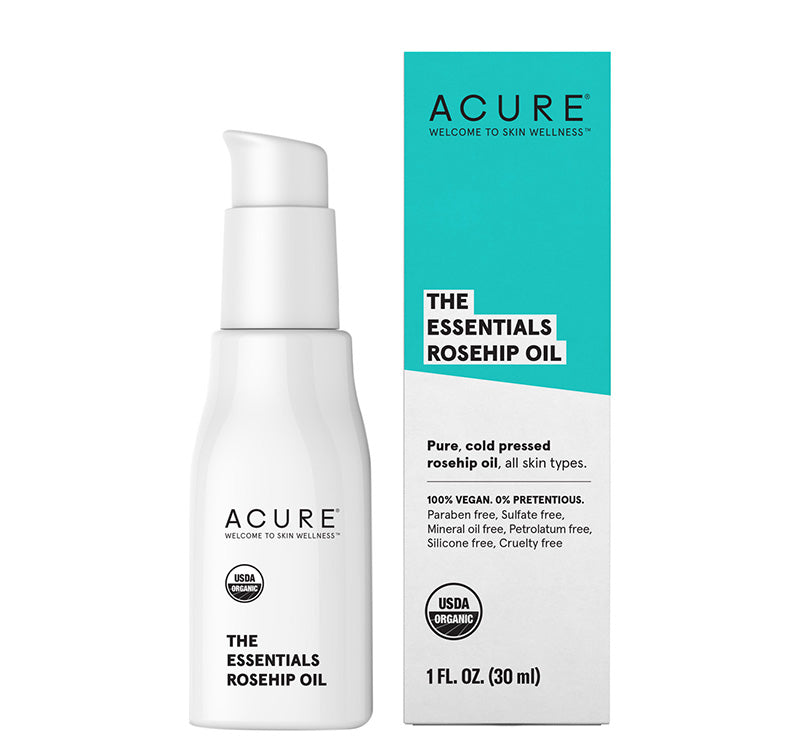 ACURE THE ESSENTIALS - ROSEHIP OIL Glam Raider