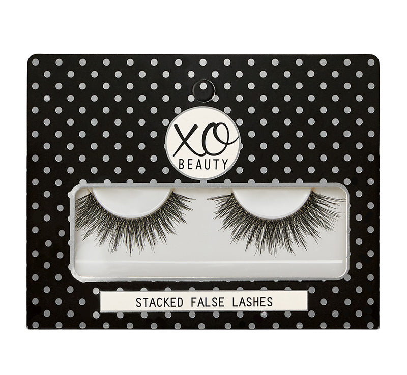XOBEAUTY THE LOVER STACKED FALSE LASHES Glam Raider