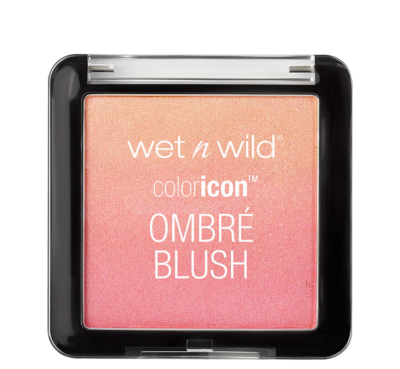 WET N WILD COLOR ICON OMBRE BLUSH - THE PRINCESS DAIQUIRIES Glam Raider