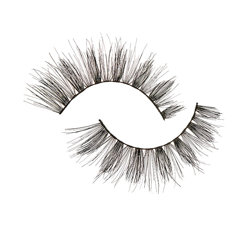 XOBEAUTY THE TEASE STACKED FALSE LASHES Glam Raider