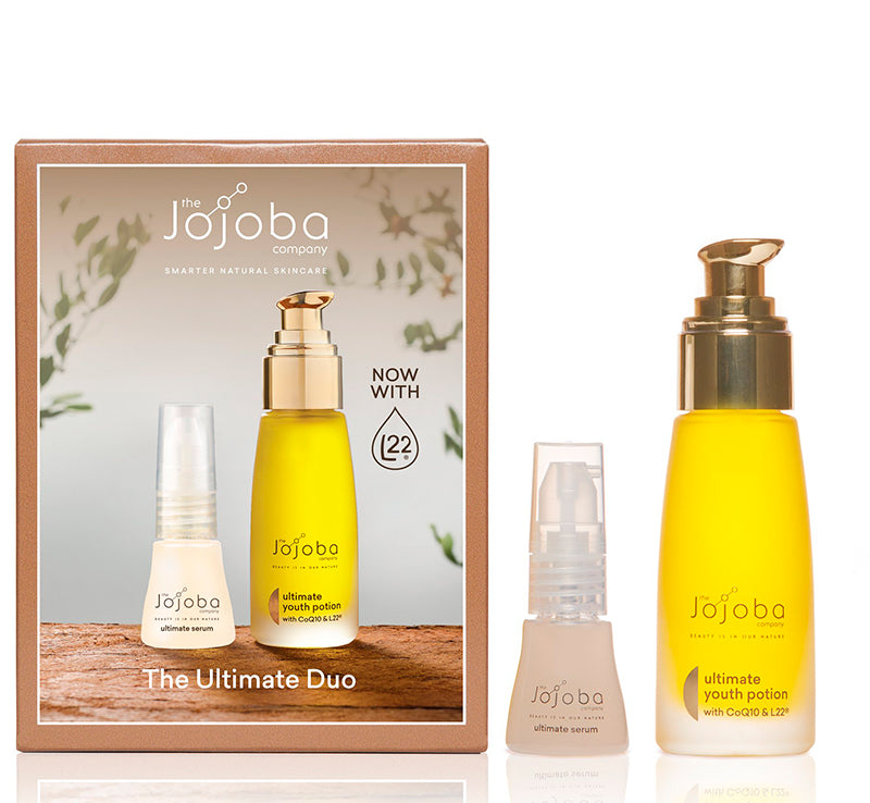 THE JOJOBA COMPANY THE ULTIMATE DUO GIFT SET Glam Raider