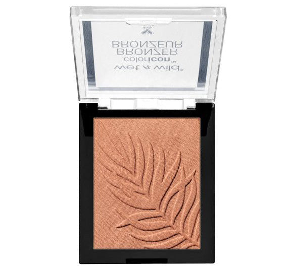 WET N WILD TICKET TO BRAZIL COLOR ICON BRONZER Glam Raider