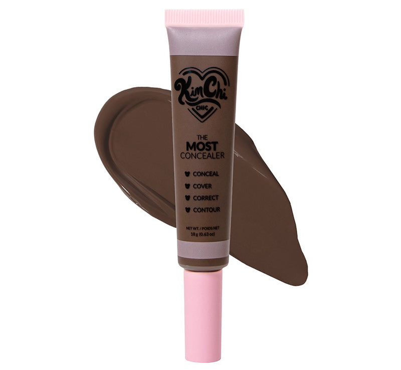 THE MOST CONCEALER - 17 LIGHT CHOCO