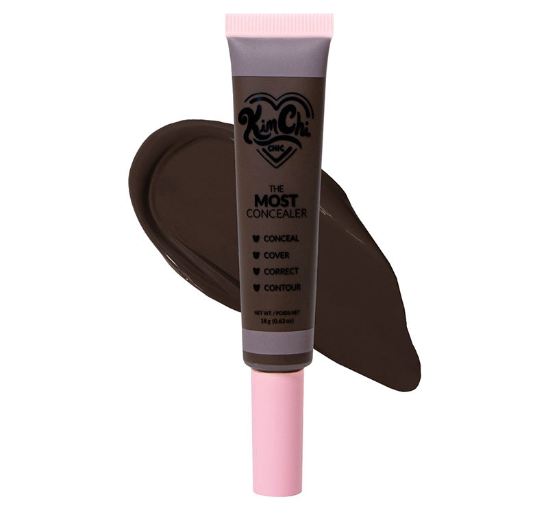 THE MOST CONCEALER - 19 DARK CHOCO