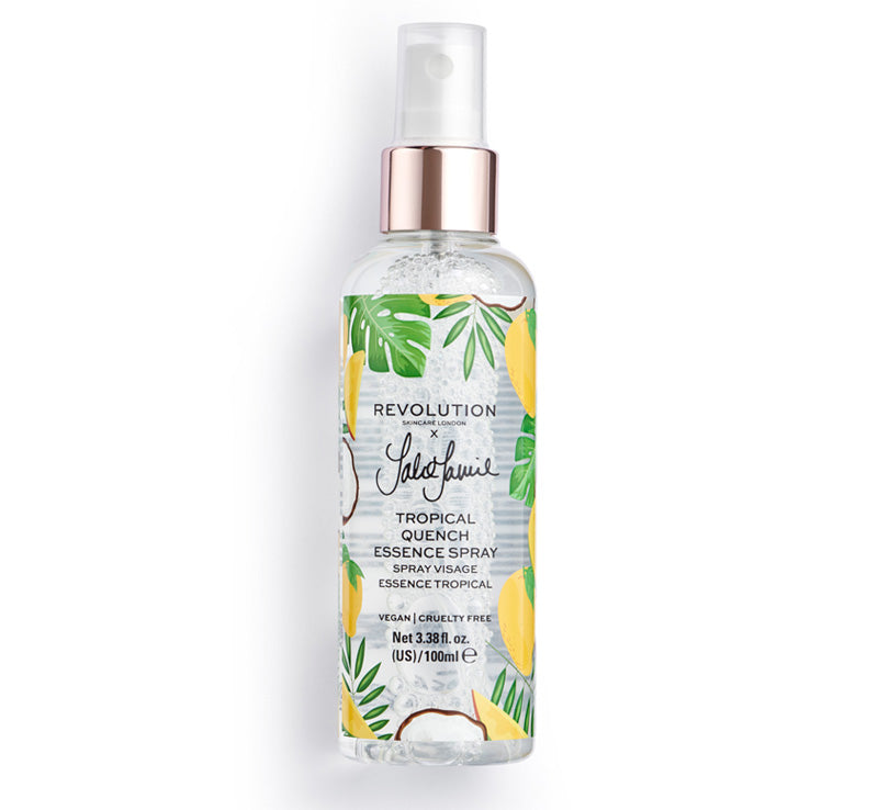 REVOLUTION SKINCARE x JAKE JAMIE TROPICAL ESSENCE SPRAY