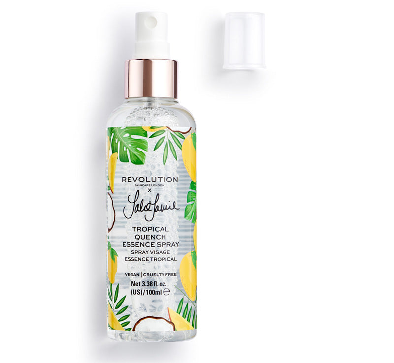 REVOLUTION SKINCARE REVOLUTION SKINCARE x JAKE JAMIE TROPICAL ESSENCE SPRAY Glam Raider